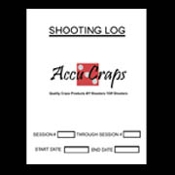 AccuCraps Shooting Log